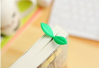 Silicone Sprout Bookmark