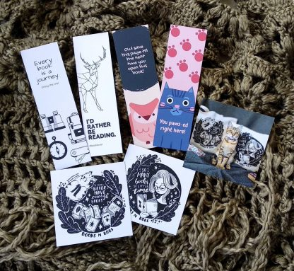 BnB Bookmarks