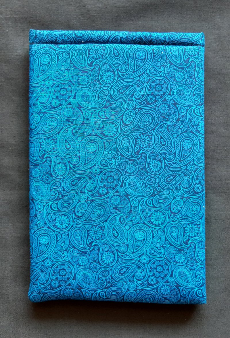 Book Sleeve – Blue Amoeba (small)