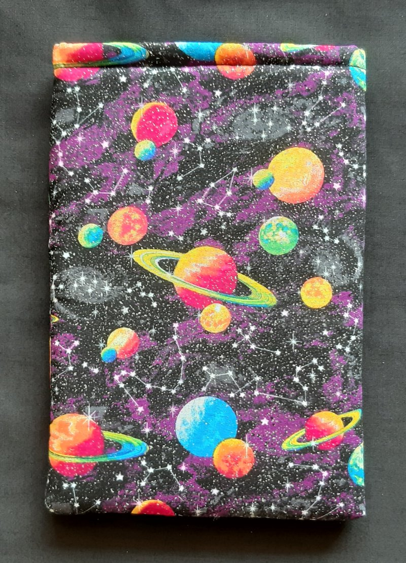 Book Sleeve – Space (small)