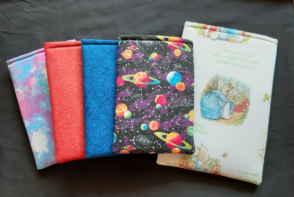 Book Sleeves Group (small)