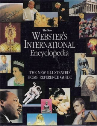 The New Webster's International Encyclopedia by Trident Press International