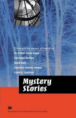 Mystery Stories by Ceri Jones