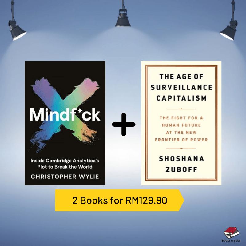 Mindfck + Surveillance Capitalism