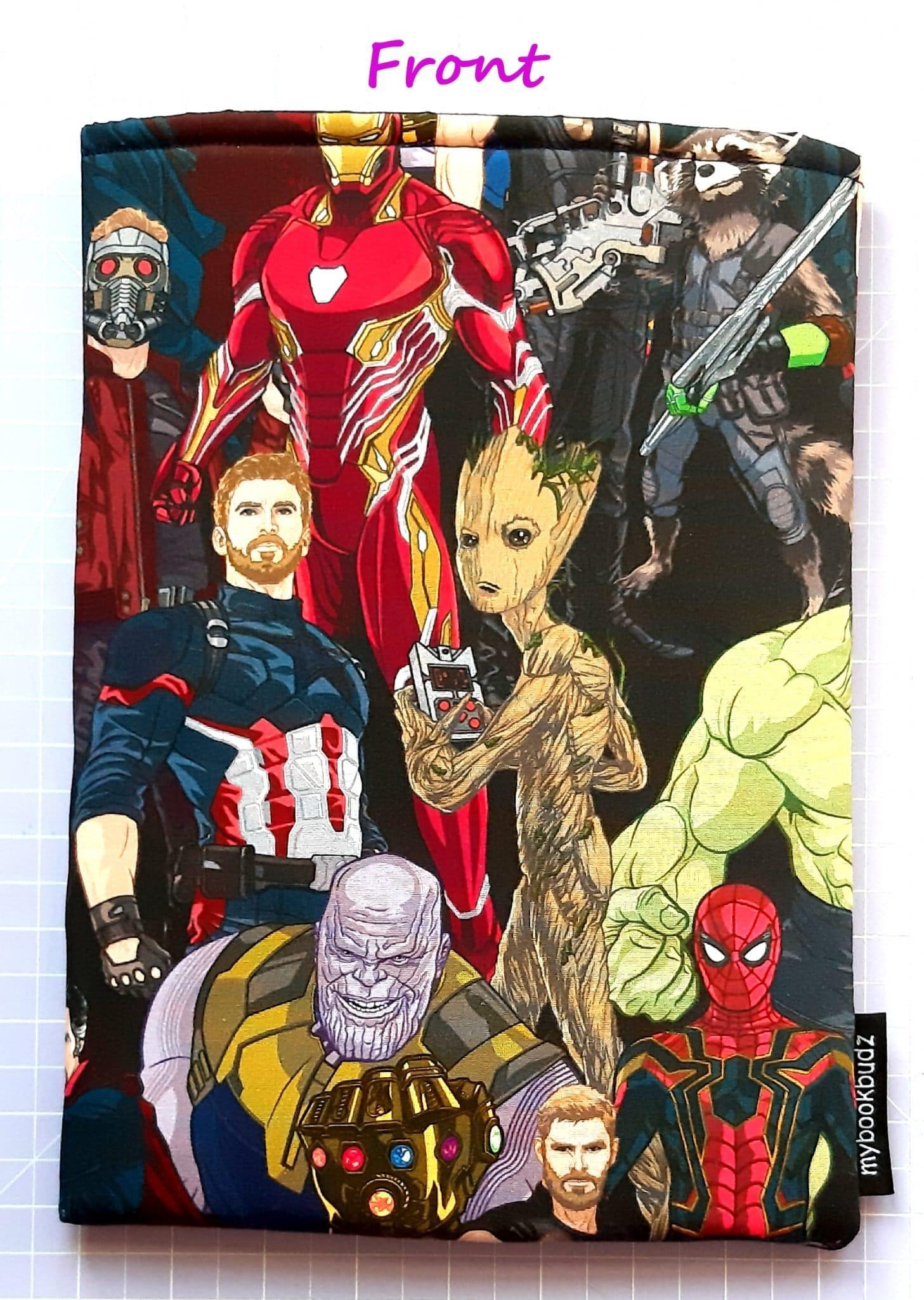 Marvel – Front