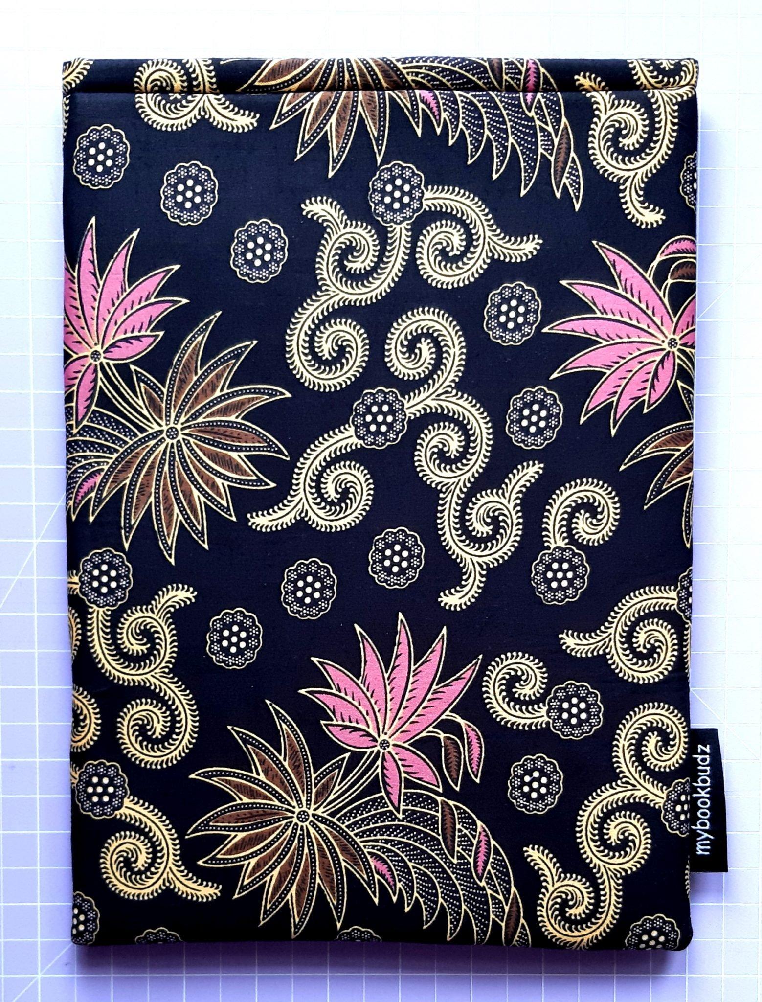 Pink & Gold Batik 4