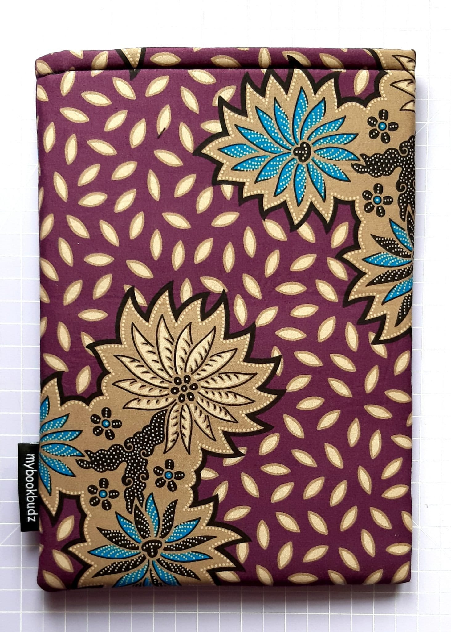 Purple Batik
