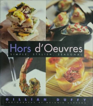 Hors D'oeuvres by Gillian Duffy