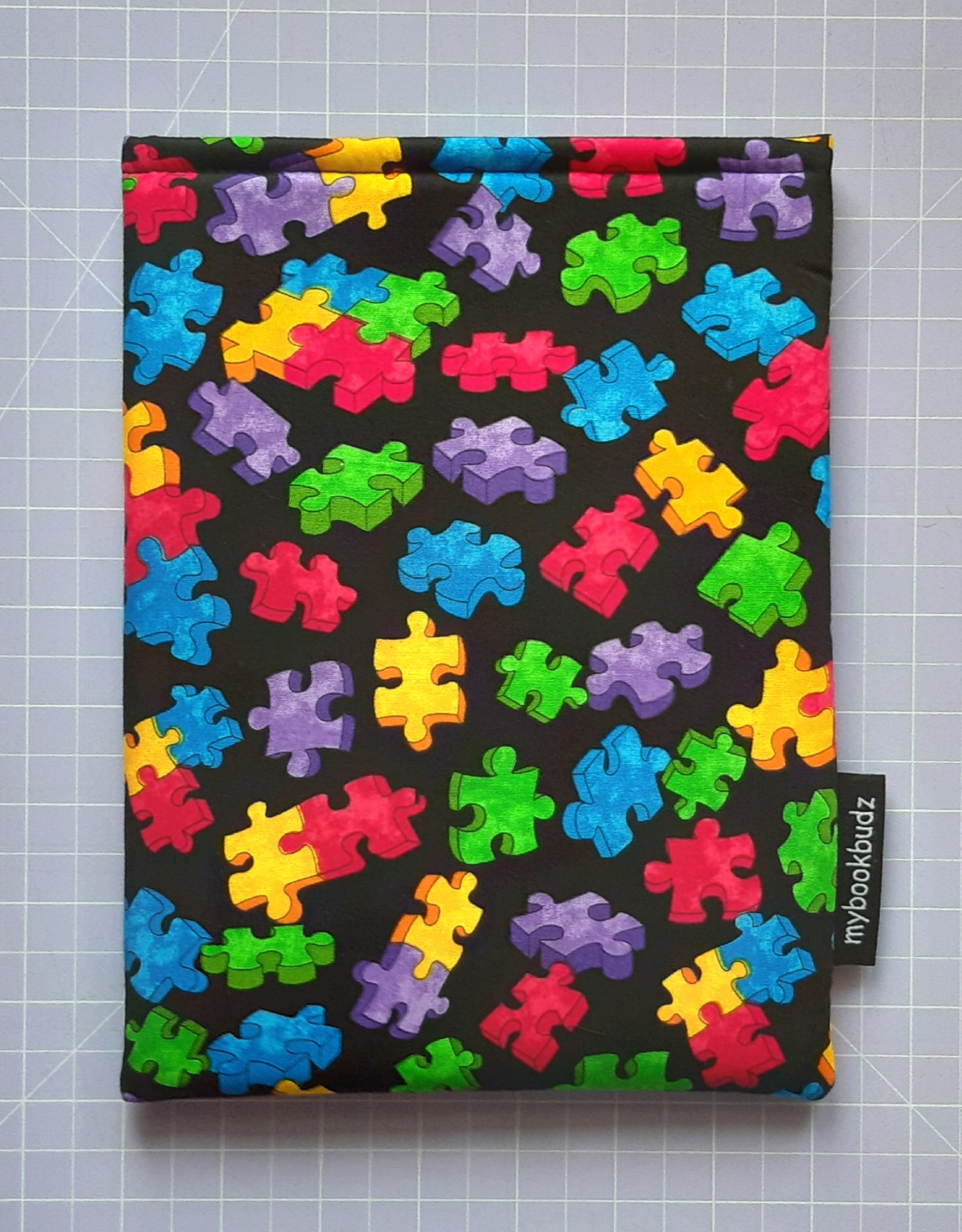 Puzzle Pieces Booksleeve