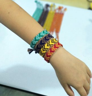 Harry Potter Friendship Bracelets
