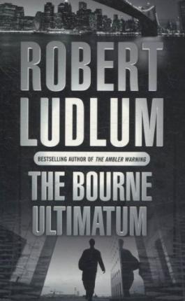 1020021 The Bourne Ultimatum books secondhand booksnbobs bookstore malaysia