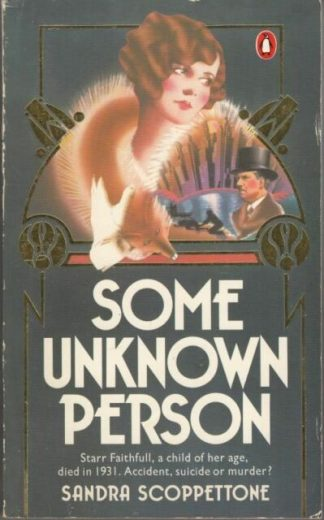 Some Unknown Person by Sandra Scoppettone