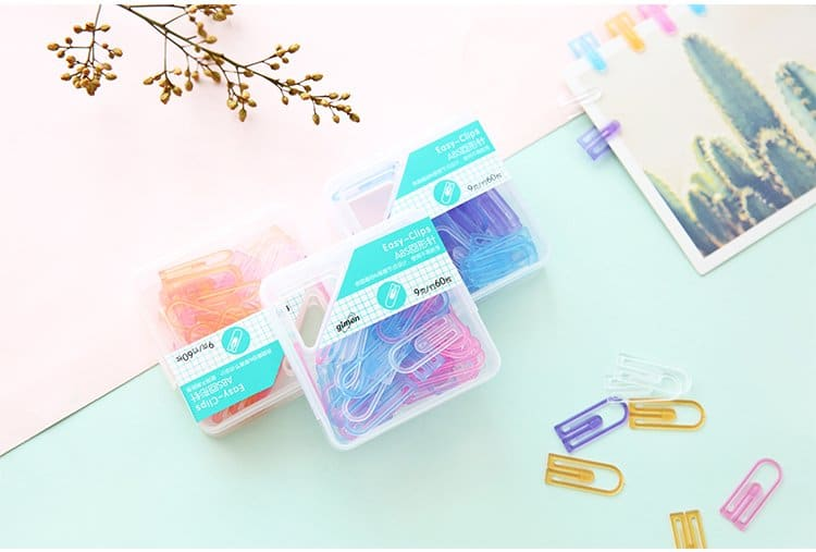 ABS Paper Clips 9