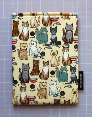 Booksleeve - Cartoon Cats