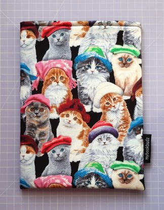 Booksleeve - Cats With Hat