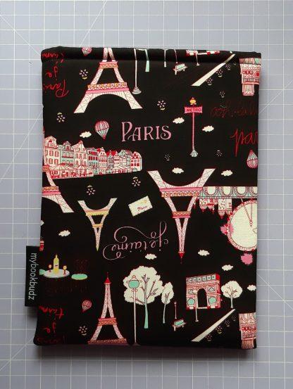 Booksleeve - Pink Eiffel Tower