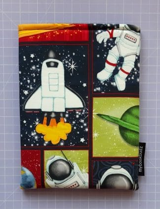 Booksleeve - Spaceship & Astronaut