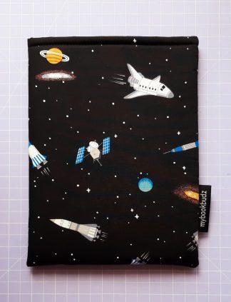 Booksleeve - Spaceship & Satelite