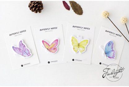 Butterfly Sticky Note