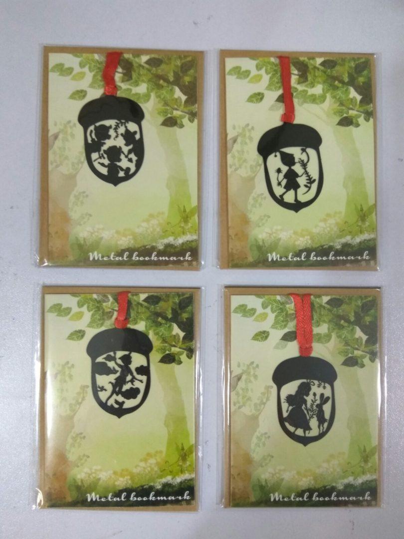 Fairytale Acorn Bookmark