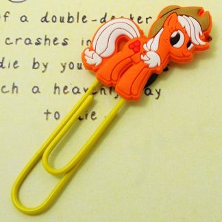 My Little Pony Paperclip Bookmark