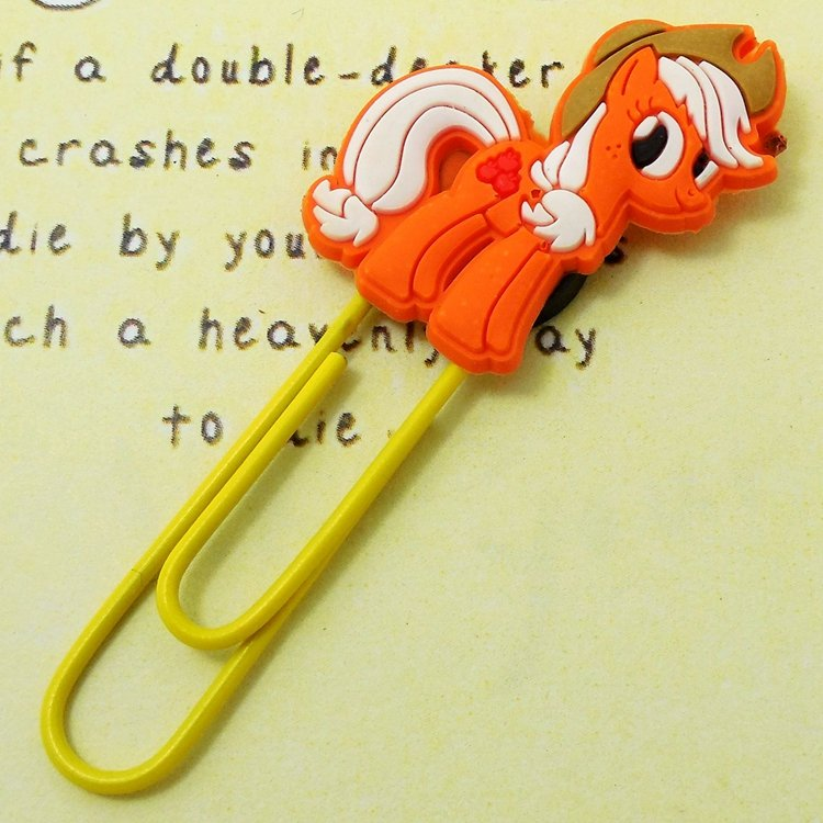 Paperclip Bookmarks 5