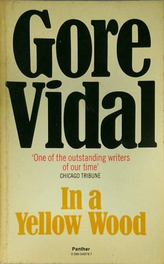 In a Yellow Wood by Gore Vidal