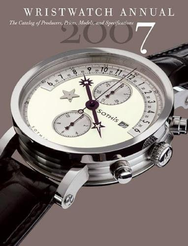 1042467 Wrist Watch Annual 2007 books secondhand booksnbobs bookstore malaysia
