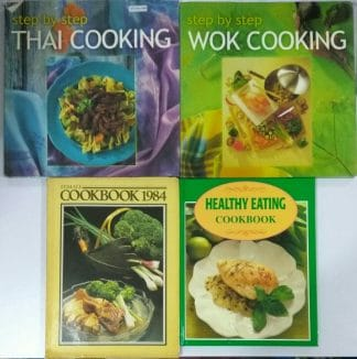 Cookbook Bundle 3