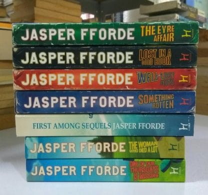 Thursday Next (Bookworld Series) by Jasper Fforde