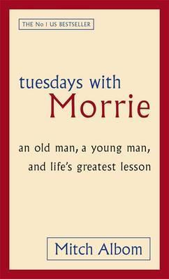 1050035 Tuesdays with Morrie An Old Man