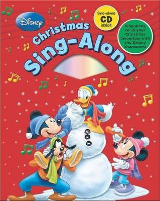Disney Christmas Sing-Along (with CD)