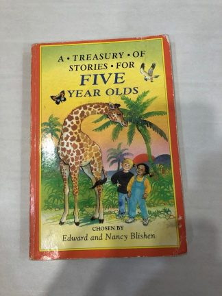 A Treasury of Stories for Five Year Olds by Edward Blishen