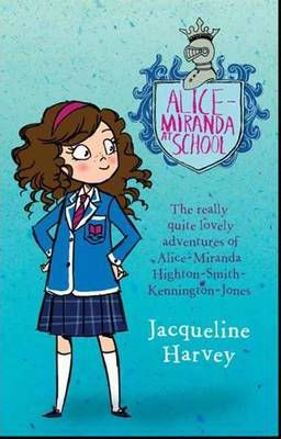 1067316 Alice-Miranda at School books se