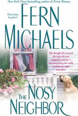1076325 The Nosy Neighbor books secondha