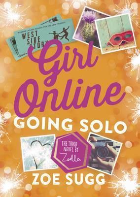 1081176 Girl Online Going Solo books se