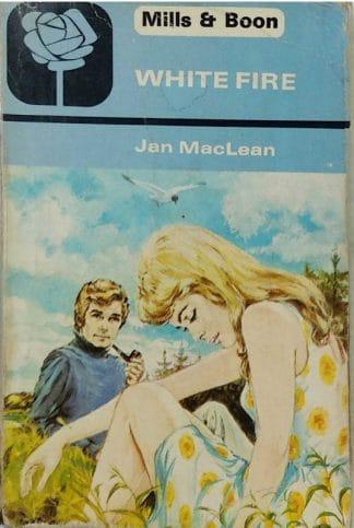 White Fire by Jan MacLean