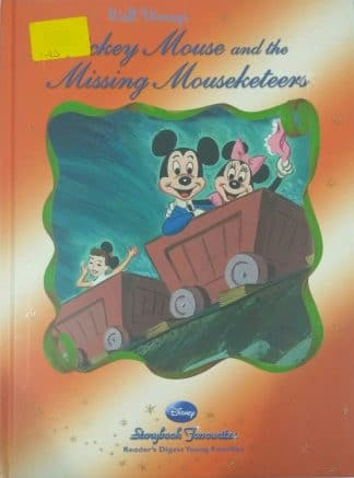 Mickey Mouse and the Missing Mouseketeer