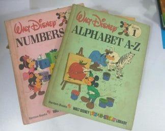 Walt Disney Fun-to-Learn Library (19 Books)