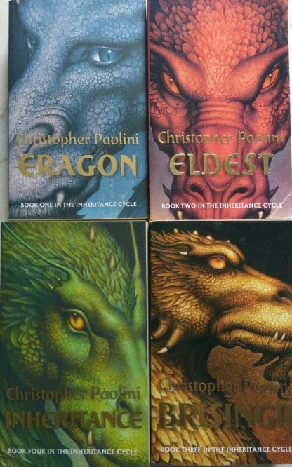 The Inheritance Cycle (Four-book Set) by Christopher Paolini
