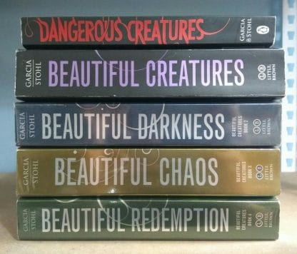 The Caster Chronicles (Five-book Set) by Margaret Stohl, Kami Garcia