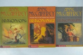 The Harper Hall Trilogy by Anne McCaffrey