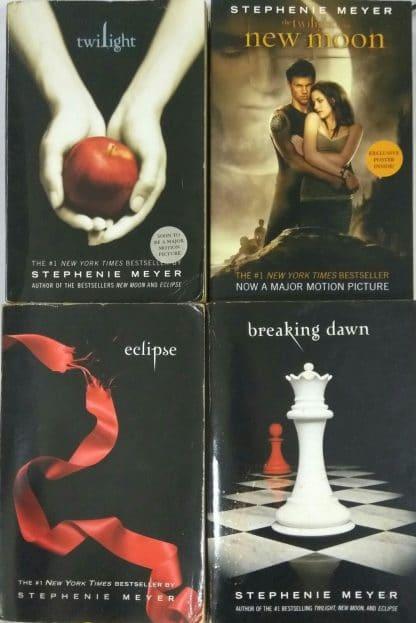 Twilight Saga by Stephenie Meyer