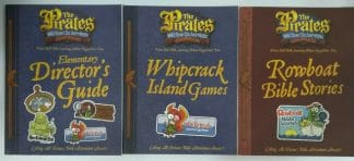 The Pirates Who Don't Do Anything: A Veggietales VBS (Three-book Set)