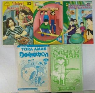 Malay Books Bundle 1