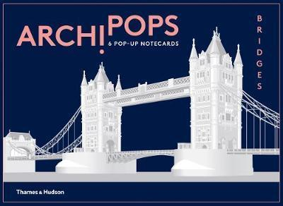 ArchiPops Bridges (Pre-Order) by Corina Fletcher