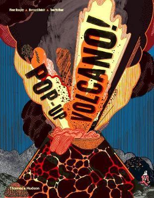 Pop-Up Volcano! (Pre-Order) by Bernard Duisit