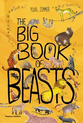 The Big Book of Beasts (Pre-Order) by Yuval Zommer