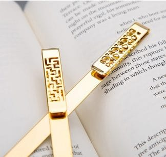 Golden Bookmark