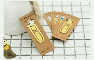 Cat Clip Bookmark